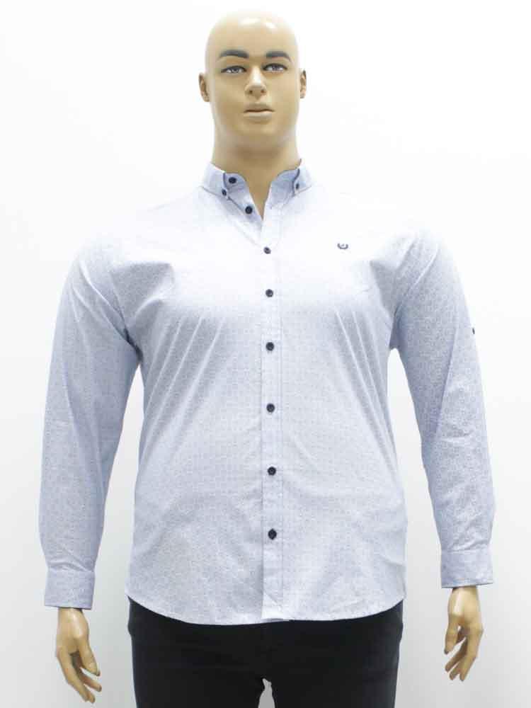 Сорочки (рубашки) мужские больших размеров турецкого производства ... b1eb2d20a58a9